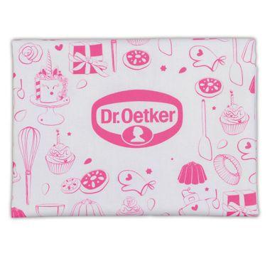 Utierka Dr. Oetker - biela
