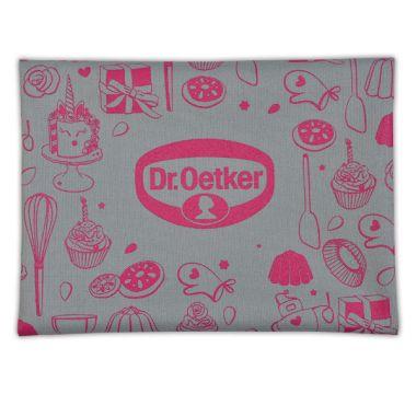 Utierka Dr. Oetker - šedá