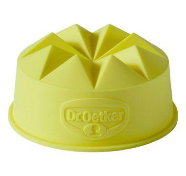 Formička na puding Dr. Oetker - žltá
