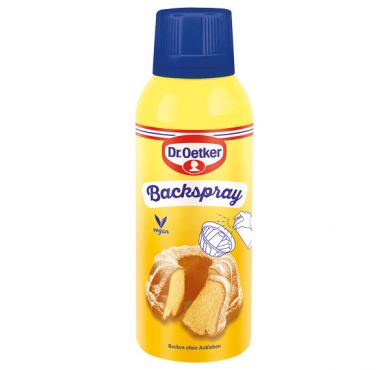 Backspray 125 ml