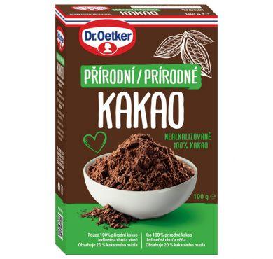 Prírodné kakao 100g