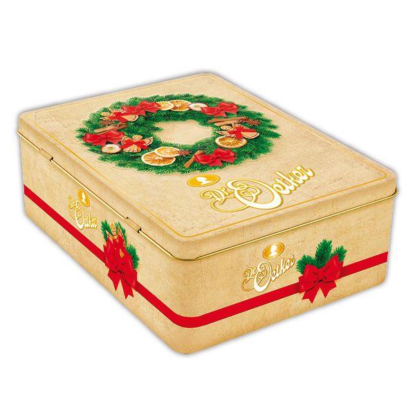 Vianočná dóza Venec